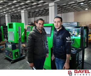 Read more about the article Ürdün Müşterimize Eğitim
