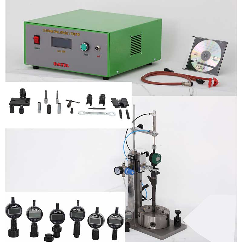 crst 301 diesel injector stage 3 Diesel Test Benches, Tools, Equipments