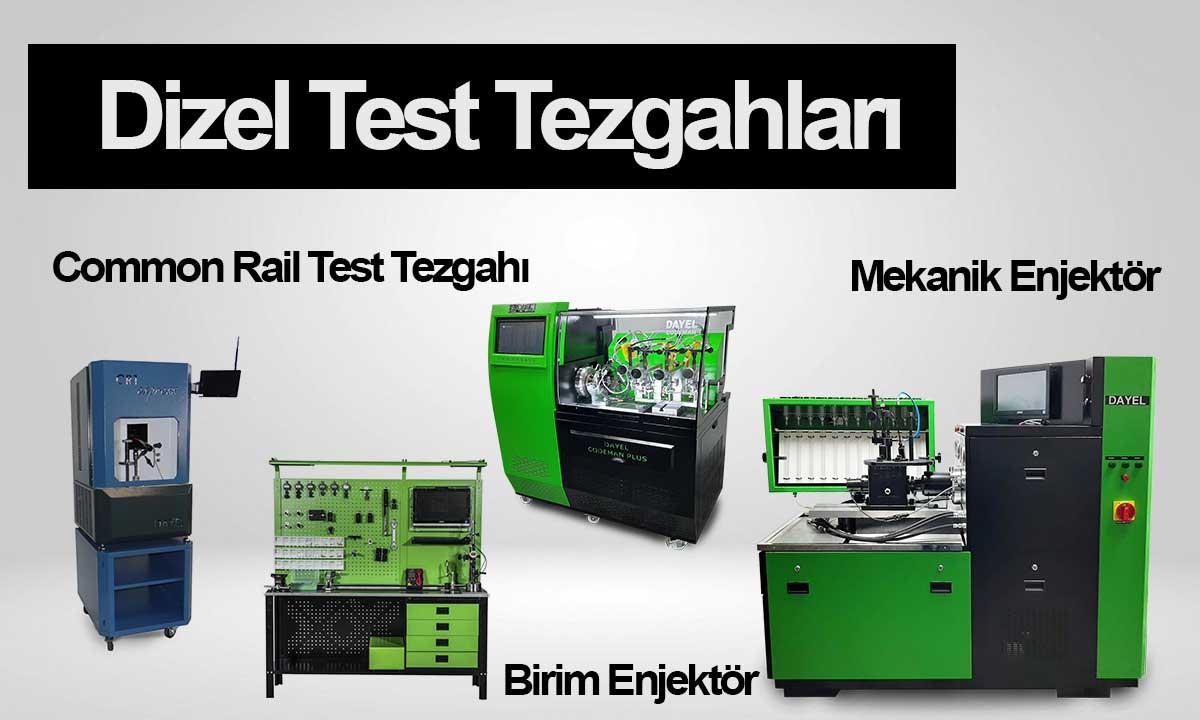 En İyi Dizel Enjektör Test Makineleri [2020]