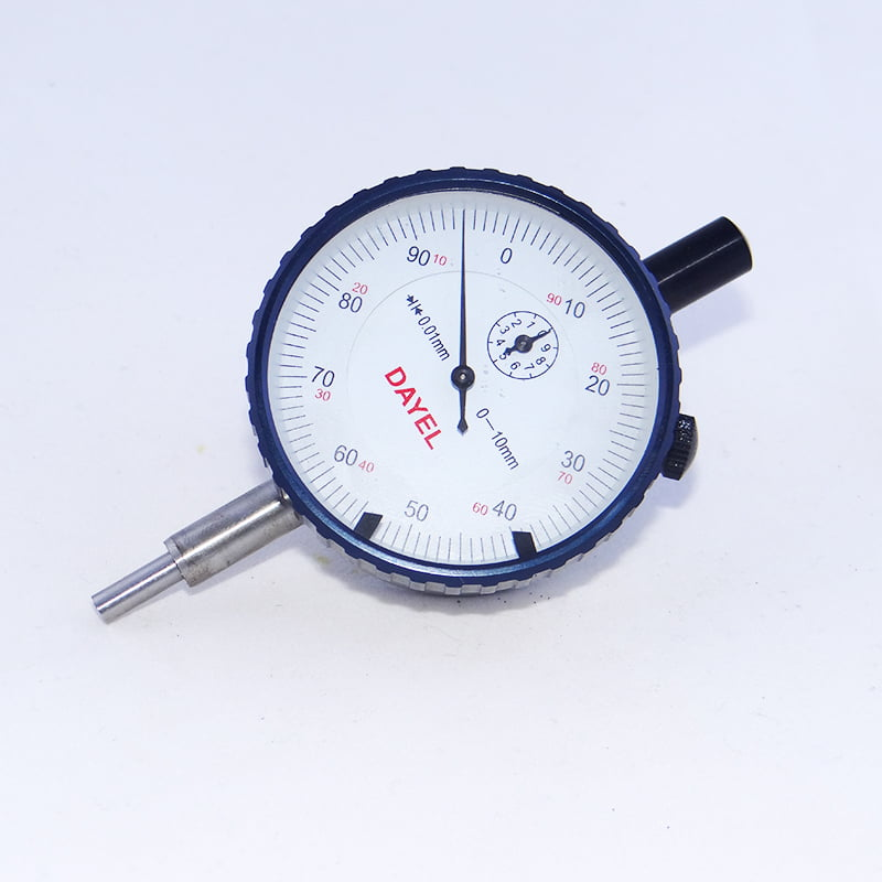Analog Dial Gauge 0-10 Mm/0,01 Mm