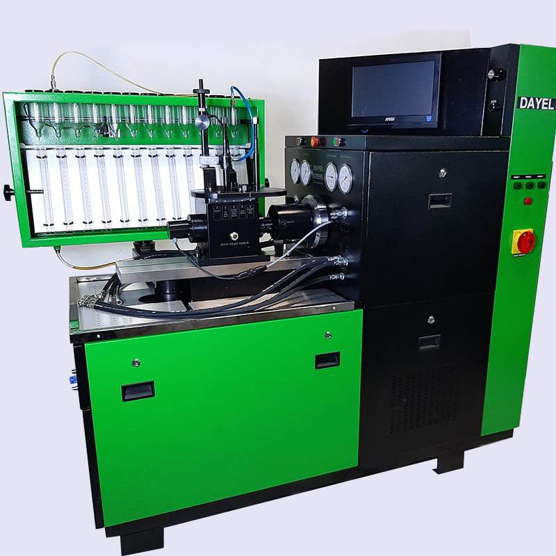 eui injector testing bench