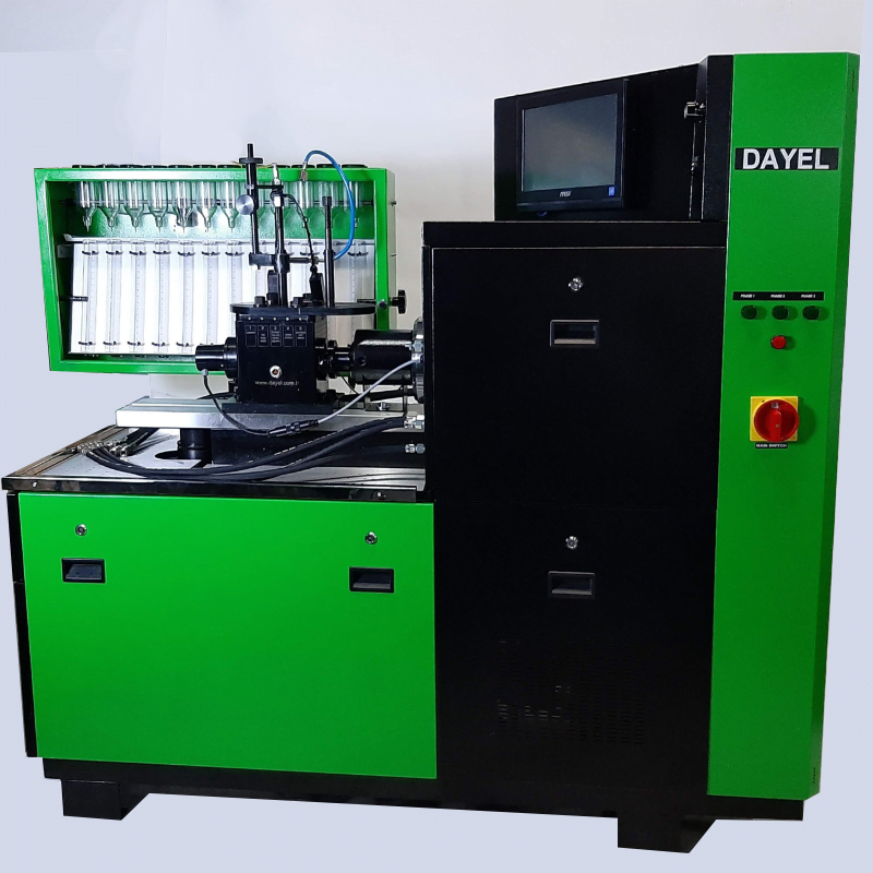 eui eup test bench