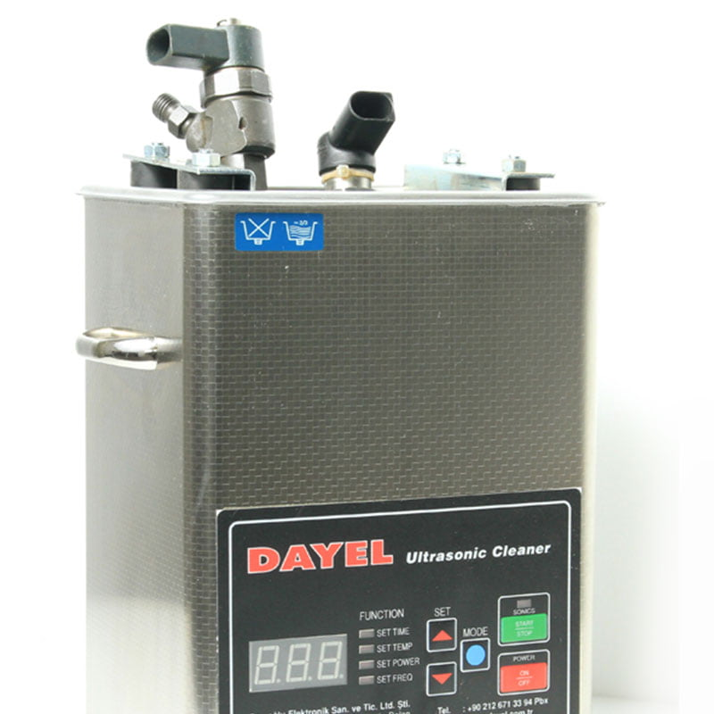 Ultrasonic Cleanıng Machıne 2lt Dyl02 Diesel Test Benches, Tools, Equipments