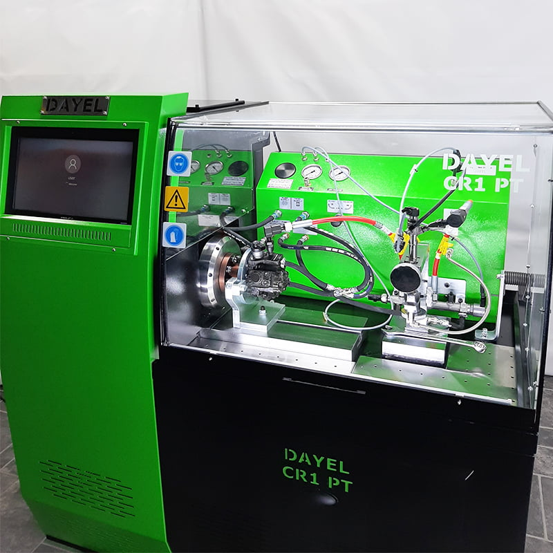cr1 pt pump and injector test machines Diesel Test Benches, Tools, Equipments