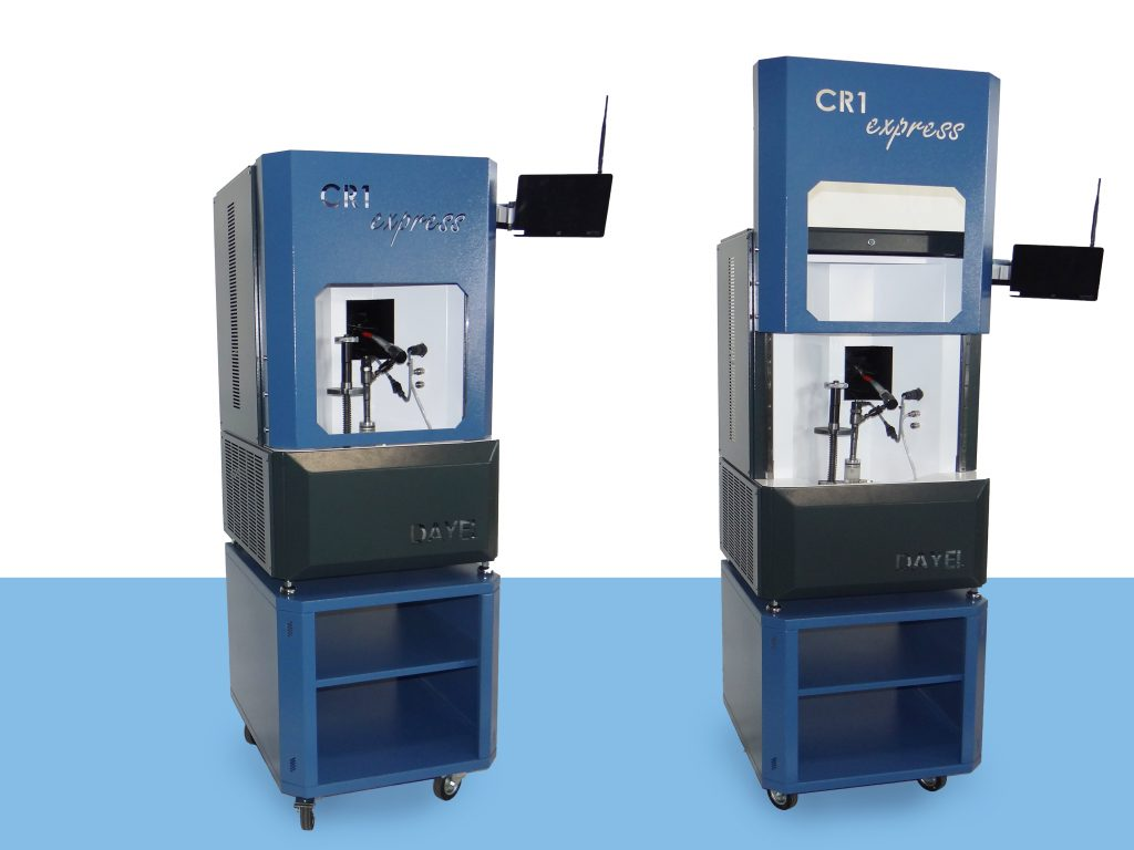 cr1 express 4 Diesel Test Benches, Tools, Equipments