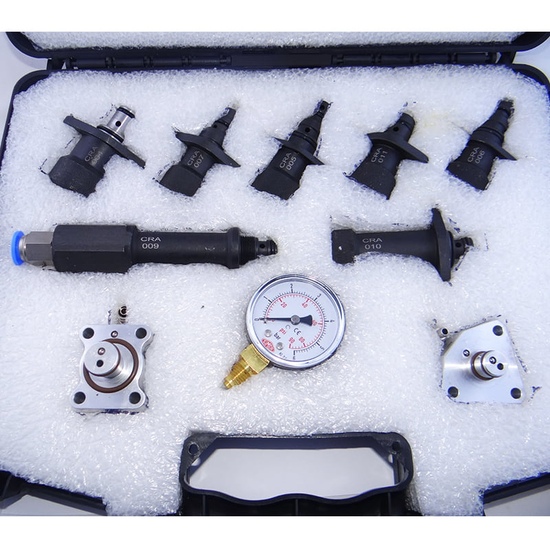 Cr Pump Inlet Pressure Measure Set