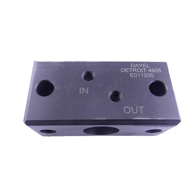 Unit Inj Test Adaptor For Detroit 4935 Series