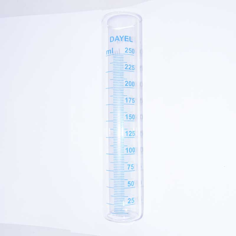 Graduated Glass Tube 250 Ml
