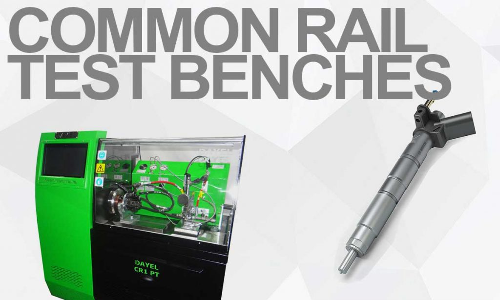 common rail test benches injectors Diesel Test Benches, Tools, Equipments