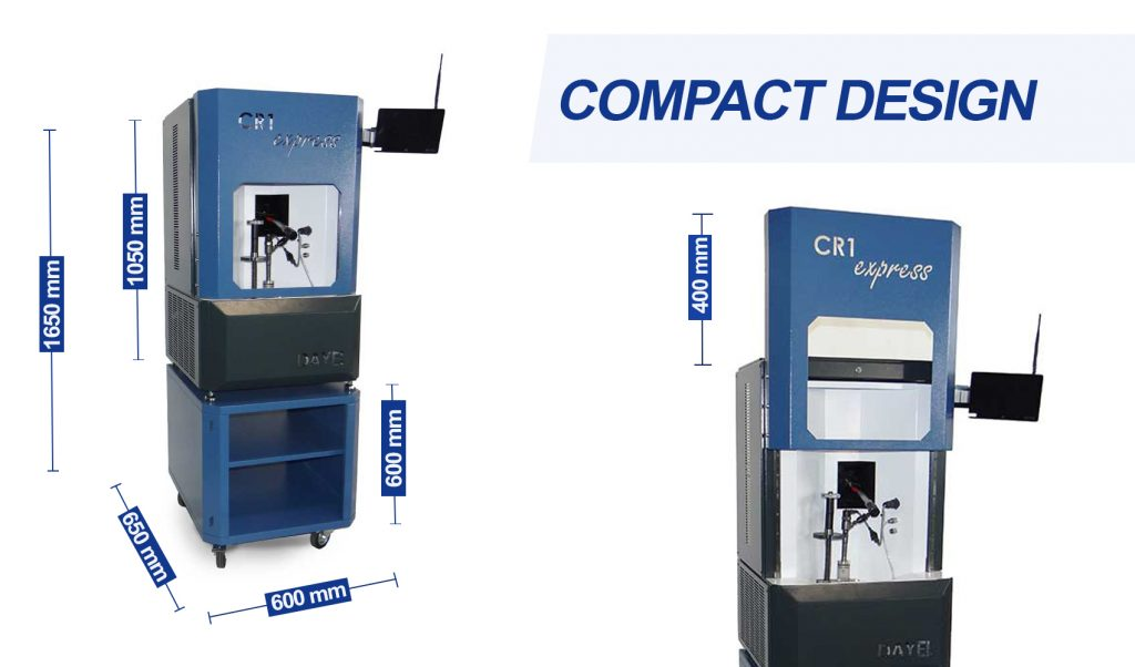 cr1 express compact design 2 Diesel Test Benches, Tools, Equipments