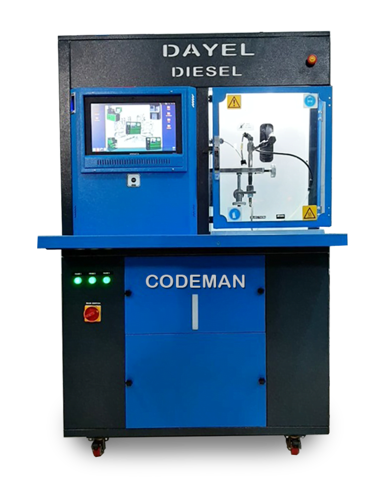 CODEMAN EXPRESS png Diesel Test Benches, Tools, Equipments