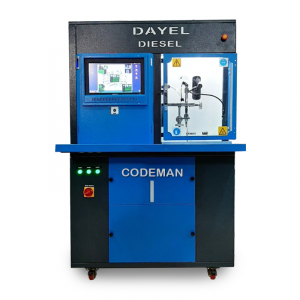 codeman express foto Diesel Test Benches, Tools, Equipments