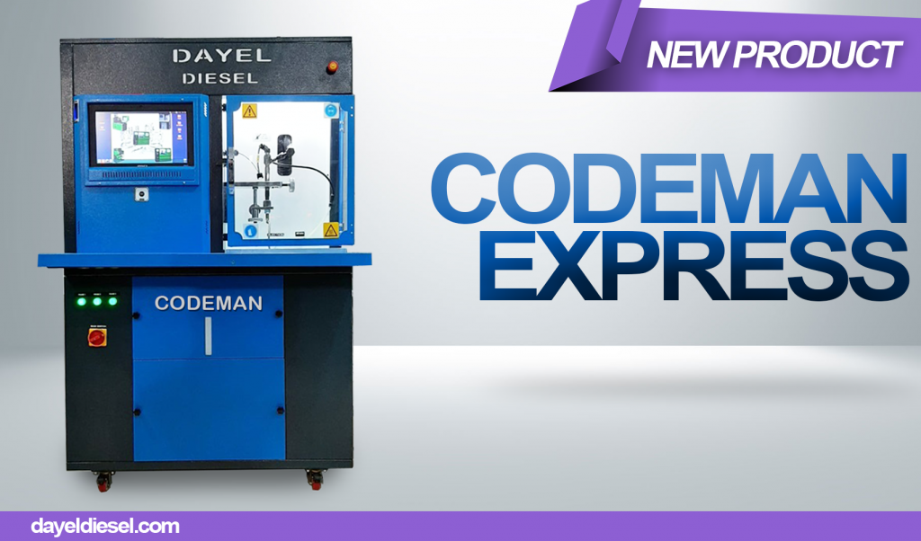 codeman express paylasim Diesel Test Benches, Tools, Equipments