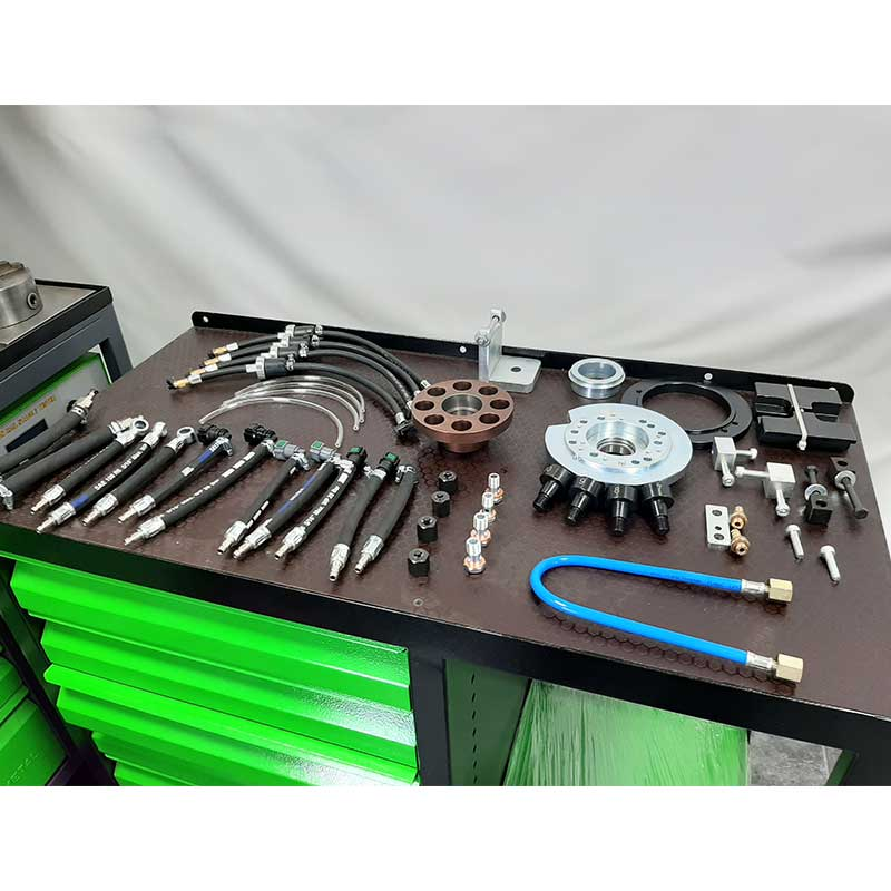 codeman web 5 Diesel Test Benches, Tools, Equipments