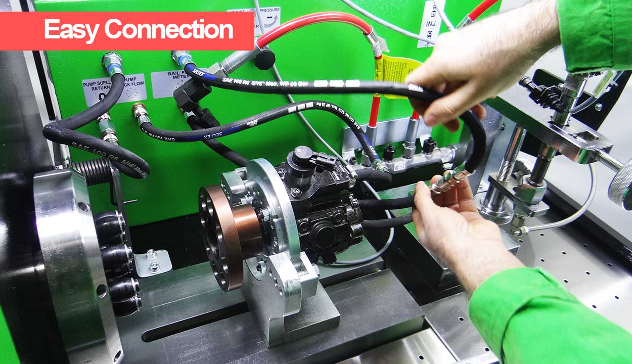 Common Rail Injector TEST & CODE – Codeman 1 PT