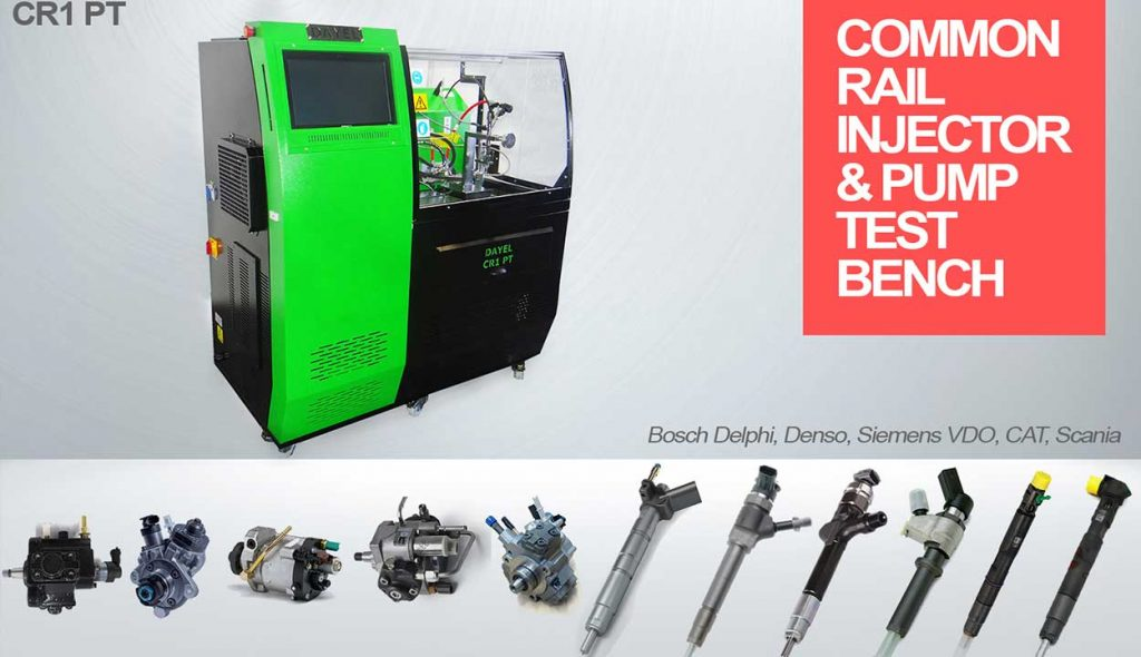 cr1 pt web foto 5 Diesel Test Benches, Tools, Equipments