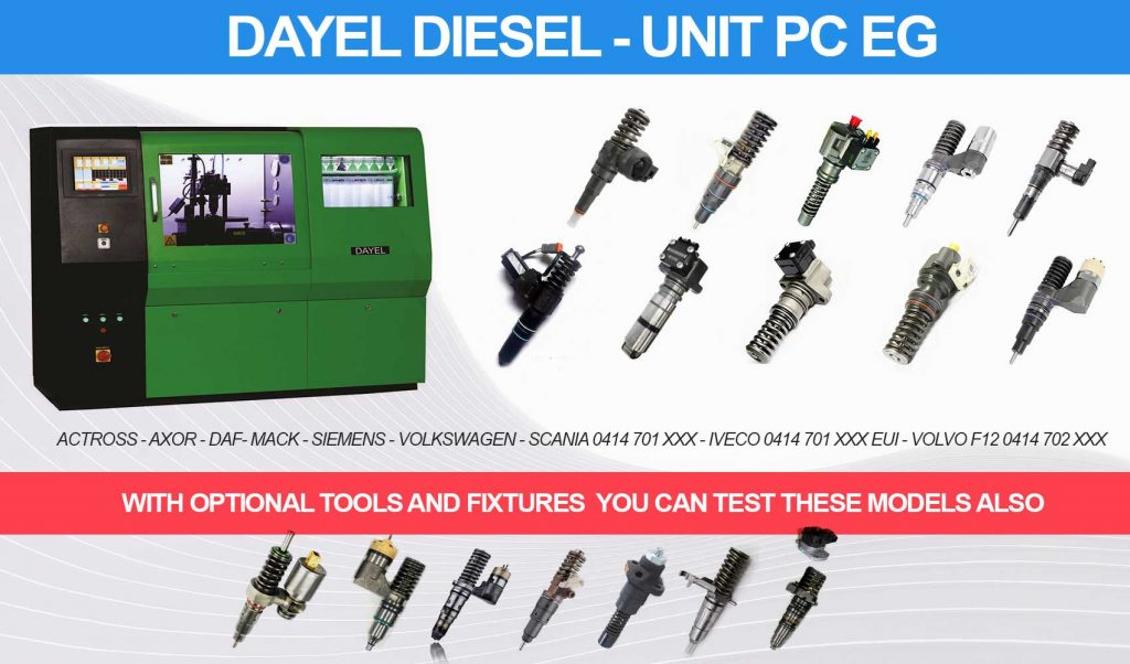 unit web sayfasi enjektor foto Diesel Test Benches, Tools, Equipments