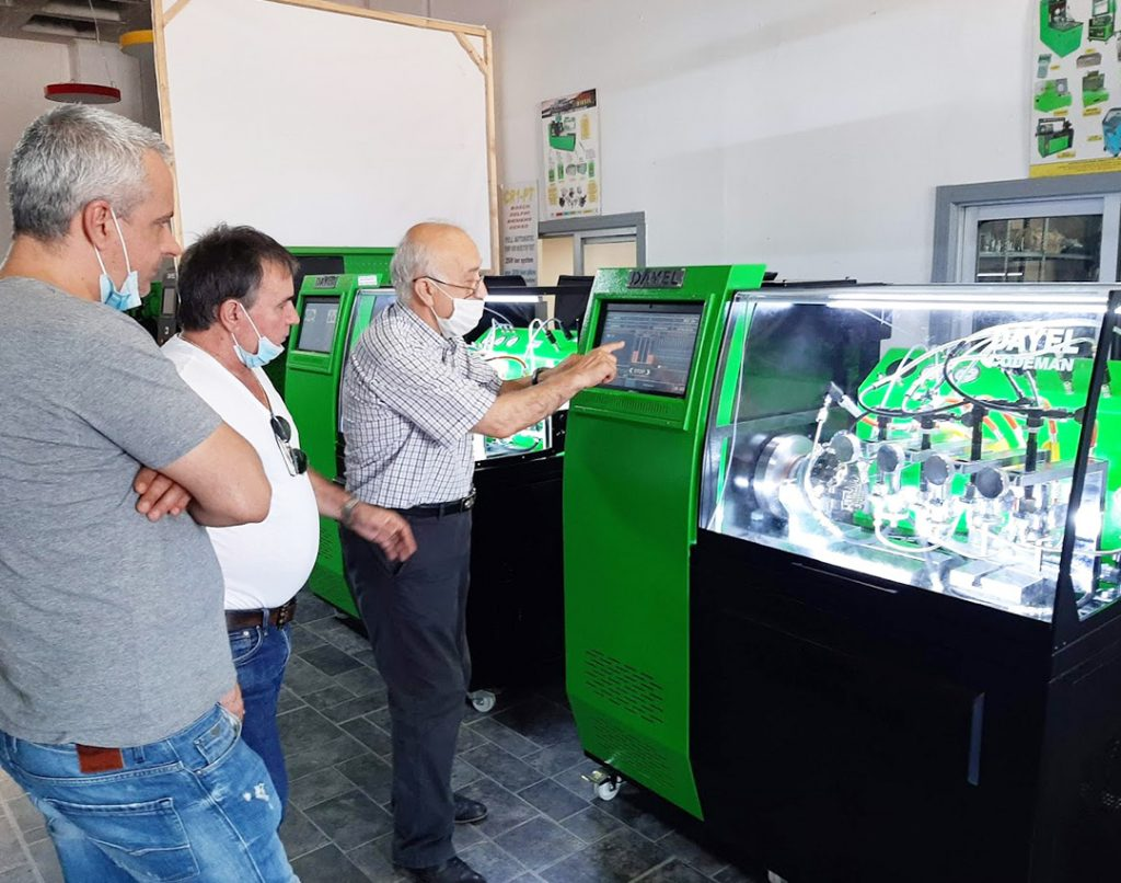common rail injector training Diesel Test Benches, Tools, Equipments