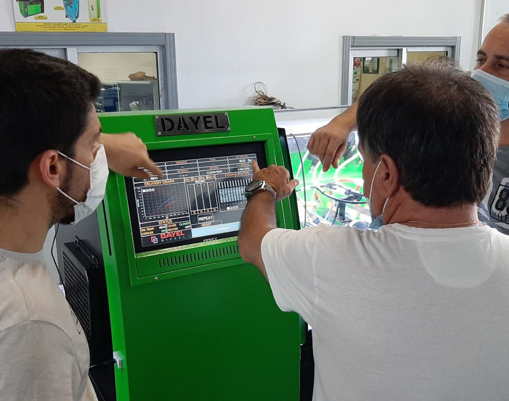 eui eup injector educate Diesel Test Benches, Tools, Equipments