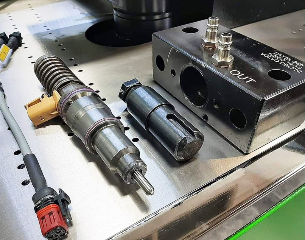 eui eup injector training Diesel Test Benches, Tools, Equipments