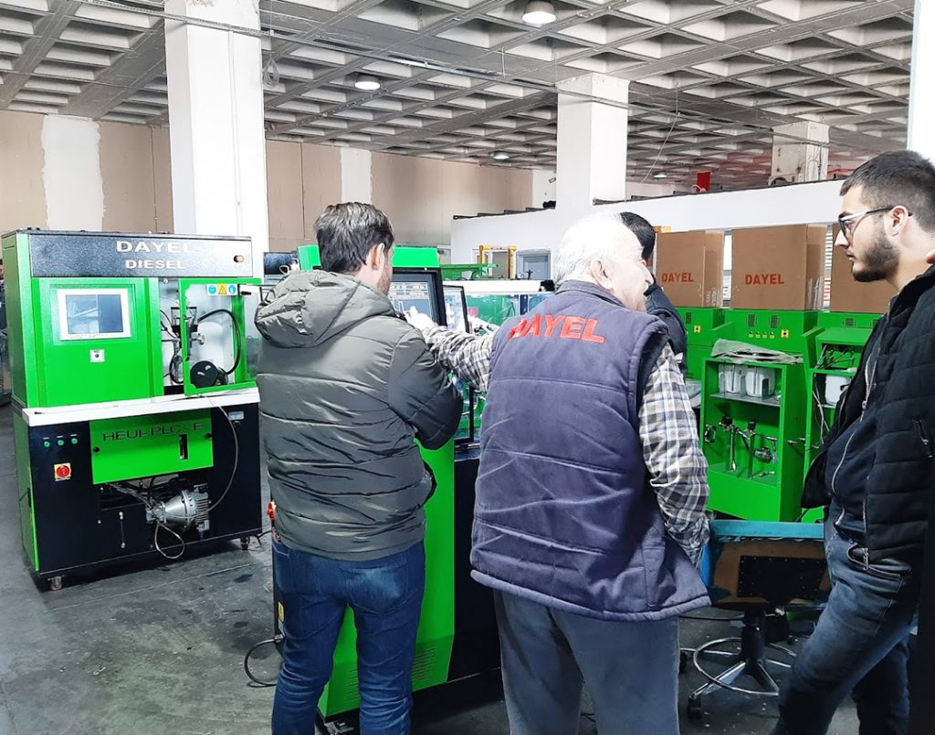 injector training pump Diesel Test Benches, Tools, Equipments
