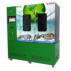 dpf cleaner machines Diesel Test Benches, Tools, Equipments