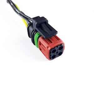 4 Pin Volvo Plug