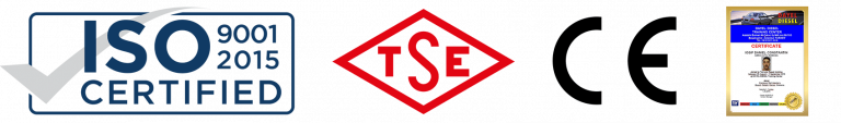 certificate Diesel Test Benches, Tools, Equipments