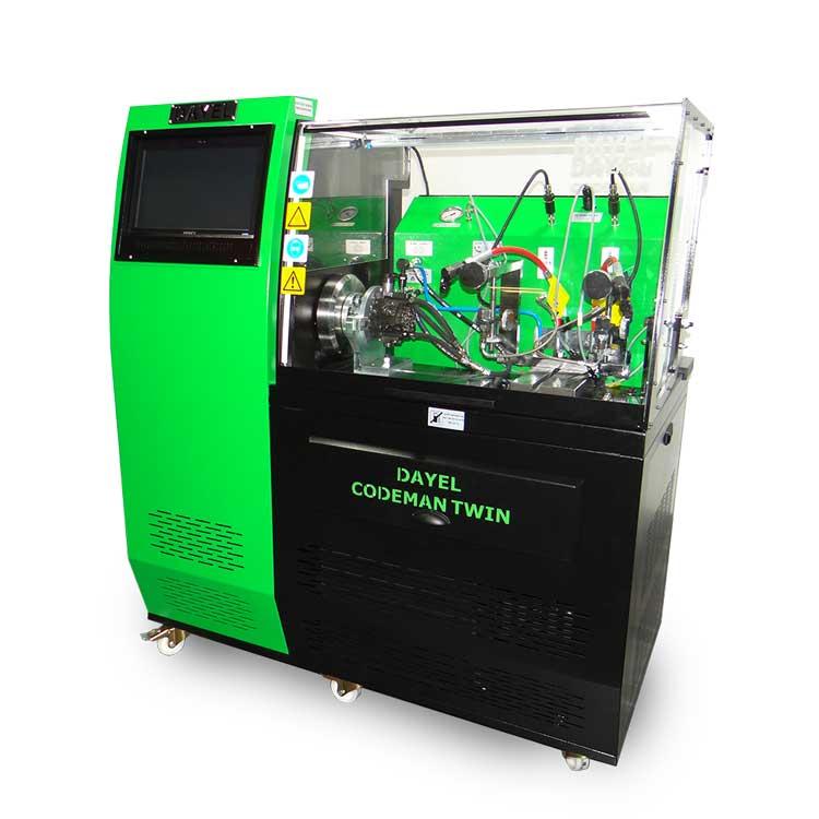 codeman twin 4 Diesel Test Benches, Tools, Equipments
