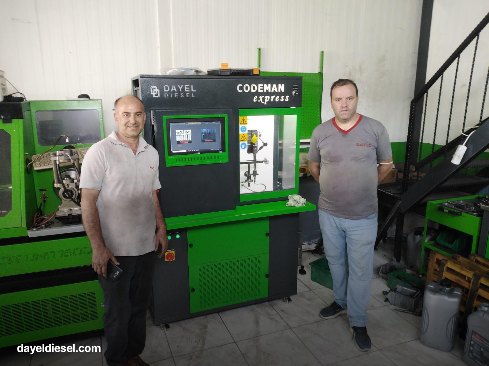 Read more about the article Başkan Dizel Siemens Kodlama Yapmaya Başladı!